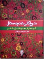خرید کتاب سرخ گلی غنچه مثال - مخزن الاسرار از: www.ashja.com - کتابسرای اشجع
