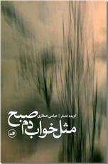 خرید کتاب مثل خواب دم صبح - دفتر شعر از: www.ashja.com - کتابسرای اشجع