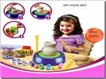خرید کتاب چرخ سفالگری مخصوص کودکان کد 103 از: www.ashja.com - کتابسرای اشجع