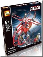 خرید کتاب بلوک ساختنی هلیکوپتر امداد  کد 3611 از: www.ashja.com - کتابسرای اشجع