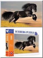 خرید کتاب پازل هزار تکه اسب سیاه از: www.ashja.com - کتابسرای اشجع