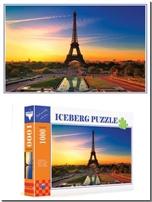 خرید کتاب پازل هزار تکه برج ایفل از: www.ashja.com - کتابسرای اشجع