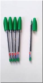 خرید کتاب 3 عدد خودکار سبز تریکون از: www.ashja.com - کتابسرای اشجع
