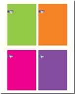 خرید کتاب دفتر 100 برگ سیمی الوان از: www.ashja.com - کتابسرای اشجع