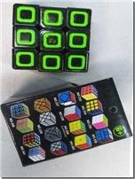 خرید کتاب مکعب روبیک شیشه ای از: www.ashja.com - کتابسرای اشجع