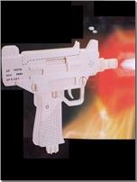 خرید کتاب پازل چوبی اسلحه کلت برتا از: www.ashja.com - کتابسرای اشجع