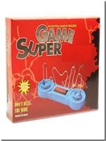 خرید کتاب بازی اعصاب سنج از: www.ashja.com - کتابسرای اشجع