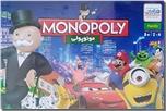 خرید کتاب بازی فکری مونوپولی کارتونی خانواده از: www.ashja.com - کتابسرای اشجع