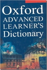 خرید کتاب آکسفورد ادونس دیکشنری از: www.ashja.com - کتابسرای اشجع