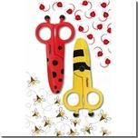 خرید کتاب قیچی کودکان حشرات پنتر از: www.ashja.com - کتابسرای اشجع