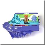 خرید کتاب مدادرنگی 24 رنگ جعبه مقوایی سی کلاس از: www.ashja.com - کتابسرای اشجع