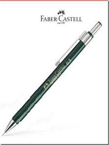 کتاب مداد نوکی 0.5 فابرکاستل - مدادنوکی، اتود، مداد مکانیکی - خرید کتاب از: www.ashja.com - کتابسرای اشجع