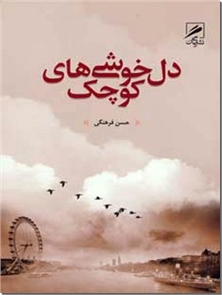 کتاب دل خوشی های کوچک - داستان فارسی - خرید کتاب از: www.ashja.com - کتابسرای اشجع