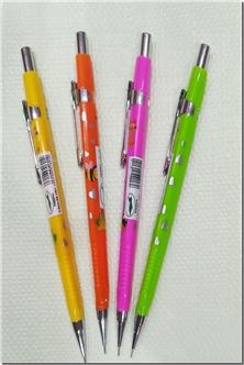 کتاب مداد نوکی 0.7 روبی - بدنه پلاستیکی - خرید کتاب از: www.ashja.com - کتابسرای اشجع