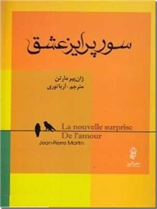 کتاب سورپرایز عشق - اوا تبدیل شده بود به سورپرایز زندگی من - خرید کتاب از: www.ashja.com - کتابسرای اشجع