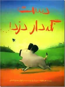 کتاب دست نگه دار دزد - داستان کودکان - خرید کتاب از: www.ashja.com - کتابسرای اشجع