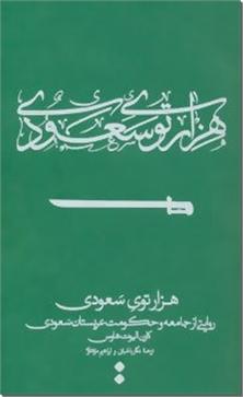 کتاب هزار توی سعودی - روایتی از جامعه و حکومت عربستان سعودی - خرید کتاب از: www.ashja.com - کتابسرای اشجع