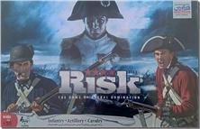 کتاب بازی فکری ریسک - Risk - اولین بازی پرهیجان با استراتژِی جنگی - خرید کتاب از: www.ashja.com - کتابسرای اشجع