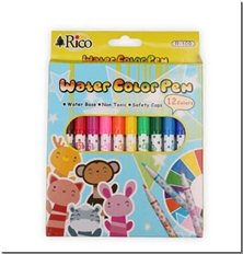 کتاب ماژیک نقاشی 18 رنگ پیکاسو - Picasso - مناسب برای دانش آموزان و کودکان - خرید کتاب از: www.ashja.com - کتابسرای اشجع