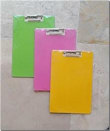 کتاب تخته شاسی ساده الوان - تخته شاسی در رنگ های مختلف - خرید کتاب از: www.ashja.com - کتابسرای اشجع