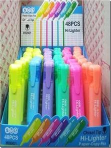 کتاب 2 عدد ماژیک علامت گذار  SMS - 2 عدد ماژیک های لایت در رنگ های مختلف - خرید کتاب از: www.ashja.com - کتابسرای اشجع