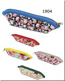 کتاب جامدادی - کد 1904 - مناسب برای لوازم تحریر و لوازم آرایش در طرح های سنتی و اسپرت - خرید کتاب از: www.ashja.com - کتابسرای اشجع