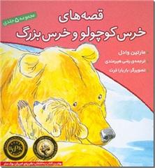کتاب قصه های خرس کوچولو و خرس بزرگ - 5 جلد در یک جلد - خرید کتاب از: www.ashja.com - کتابسرای اشجع