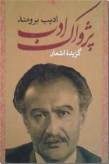 کتاب پژواک ادب - گزیده اشعار ادیب برومند - خرید کتاب از: www.ashja.com - کتابسرای اشجع