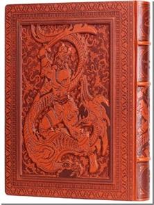 کتاب شاهنامه فردوسی  بسیار نفیس - قابدار با جلد طرح برجسته ، لب طلا، صفحات تمام رنگی - خرید کتاب از: www.ashja.com - کتابسرای اشجع