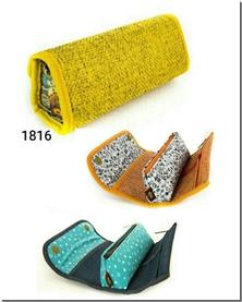 کتاب جامدادی - کد 1816 - مناسب برای لوازم تحریر و لوازم آرایش در طرح های سنتی و اسپرت - خرید کتاب از: www.ashja.com - کتابسرای اشجع