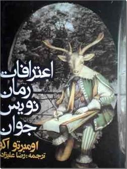 کتاب اعترافات رمان نویس جوان - درس گفتارهایی از یک نظریه پرداز آمریکایی - خرید کتاب از: www.ashja.com - کتابسرای اشجع