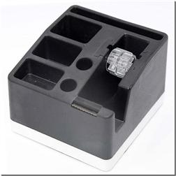 لوازم التحریر پایه چسب KTD 500 - پایه چسب اداری دارای چندین محفظه - خرید لوازم التحریر از: www.ashja.com - کتابسرای اشجع