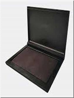 لوازم التحریر استامپ رنگ مشکی - پد جوهر مشکی - خرید لوازم التحریر از: www.ashja.com - کتابسرای اشجع