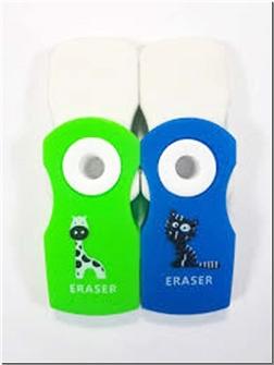 خرید لوازم التحریر پاک کن غلاف دار TIZO از: www.ashja.com - کتابسرای اشجع