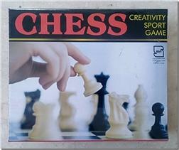 خرید اسباب بازی بازی فکری شطرنج از: www.ashja.com - کتابسرای اشجع