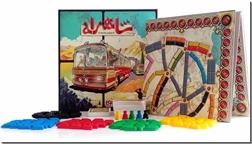 خرید اسباب بازی بازی شاهراه از: www.ashja.com - کتابسرای اشجع