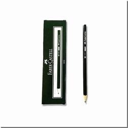 خرید لوازم التحریر 12 عدد مداد مشکی شش ضلعی از: www.ashja.com - کتابسرای اشجع