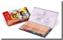خرید کتاب مدادرنگی 36+3 جعبه فلزی از: www.ashja.com - کتابسرای اشجع