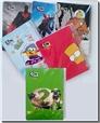 خرید کتاب دفتر 80 برگ سیمی - تنوع طرح از: www.ashja.com - کتابسرای اشجع