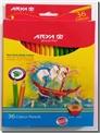 خرید کتاب مدادرنگی 36 رنگی جعبه مقوایی از: www.ashja.com - کتابسرای اشجع