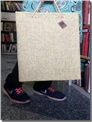 خرید کتاب ساک دستی در سایز 40 * 30 - کنف از: www.ashja.com - کتابسرای اشجع
